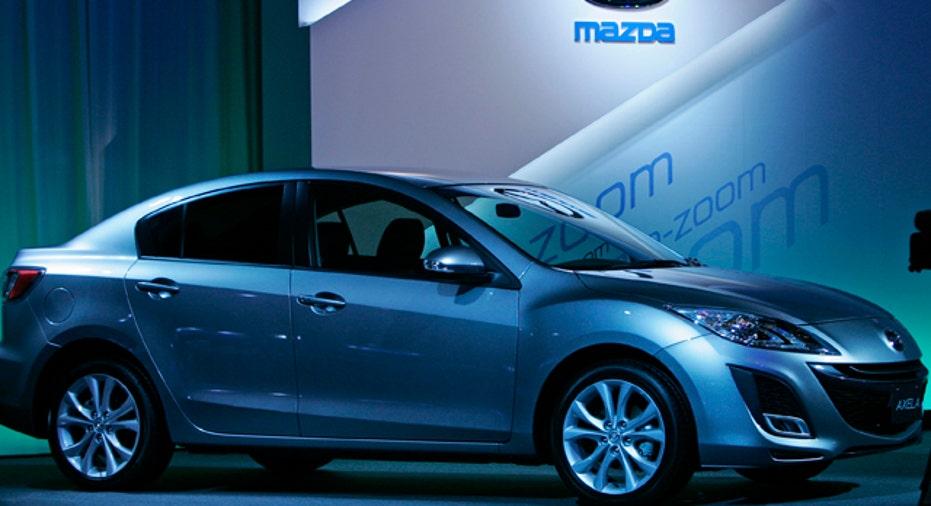 Mazda 3 I Touring (Sedan)