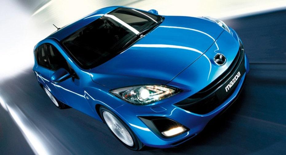 Teens: Mazda3