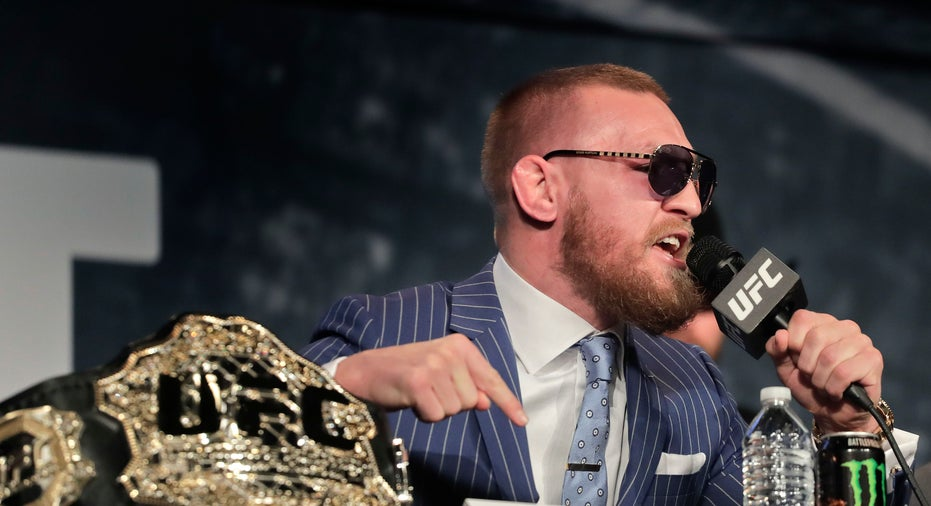Conor McGregor UFC 205