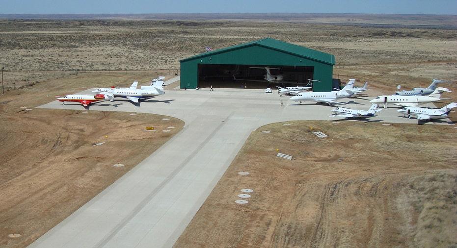Mesa Vista Ranch airfield