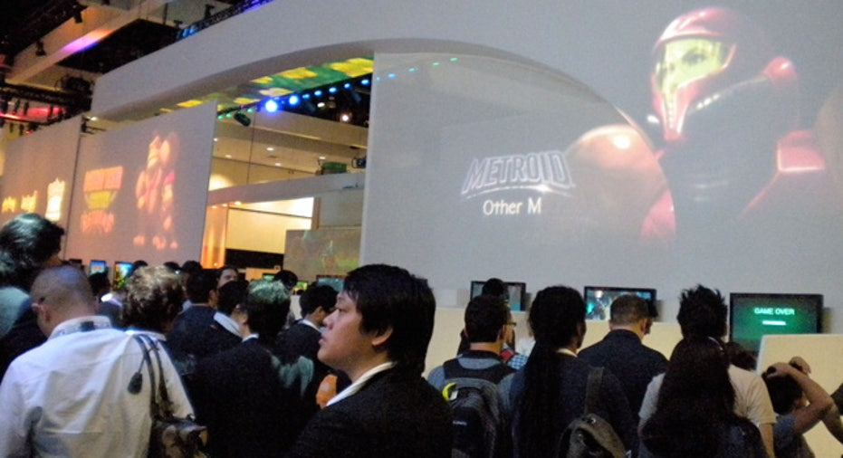 Metroid Other M Demo