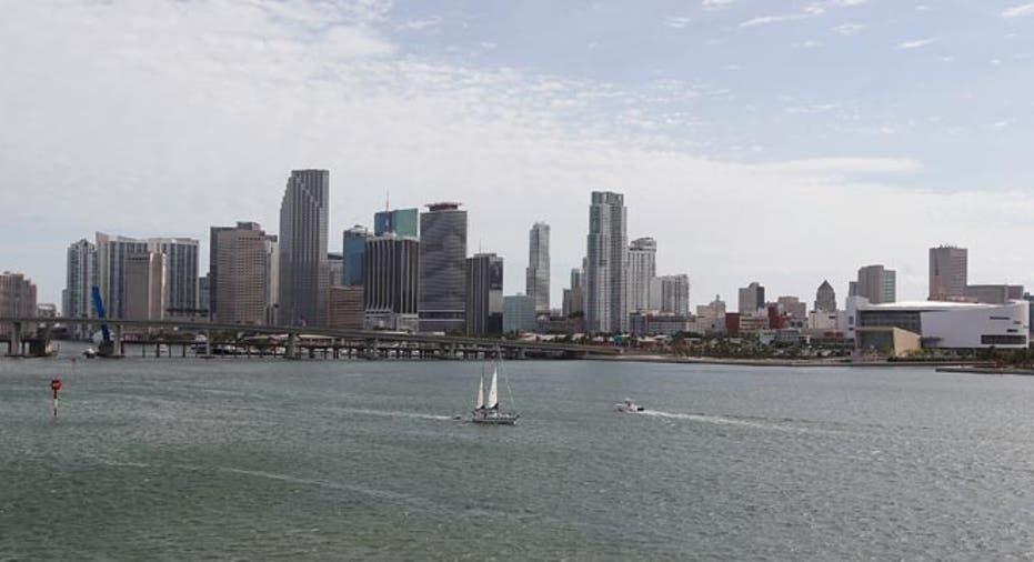 Miami skyline, Miami