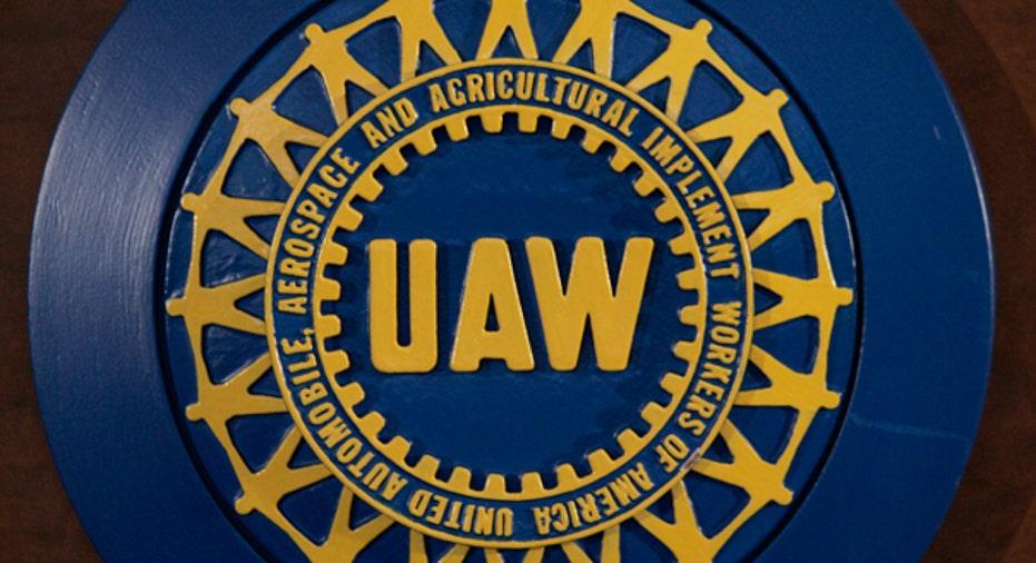 UAW Union Logo