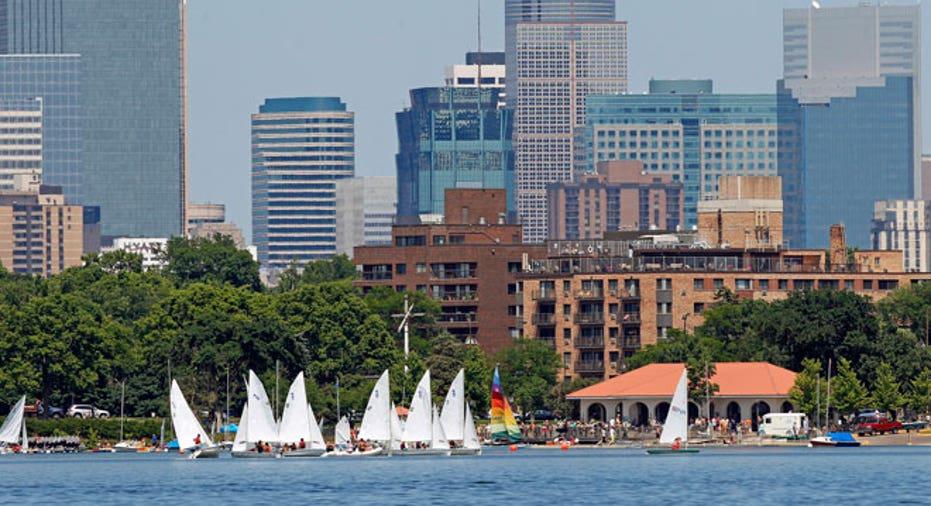 Minnesota, sailing, travel, ship, sailboat