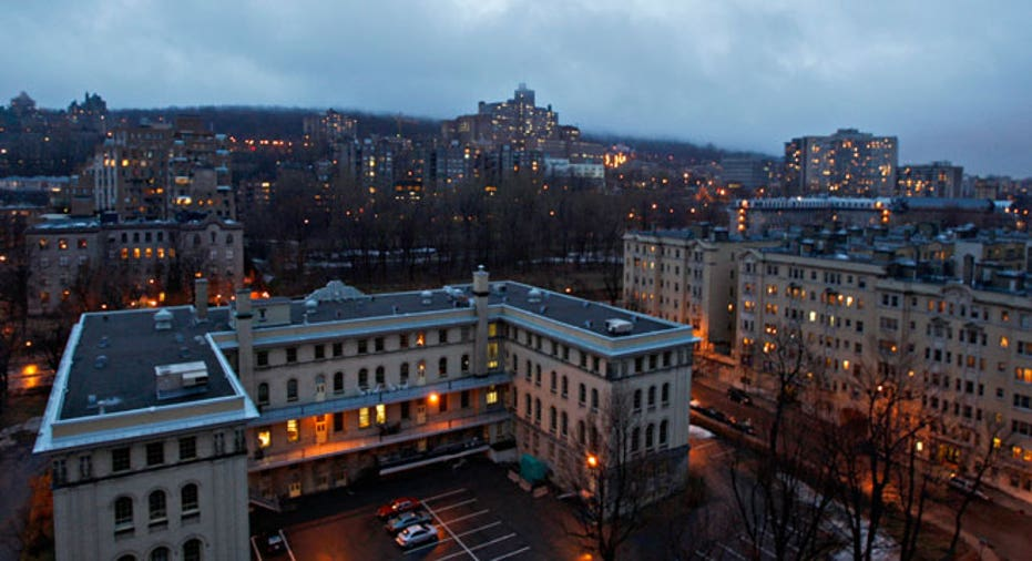 Montreal, Quebec, Mount Royal