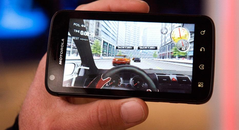 Motorola Atrix, SBC Slideshow