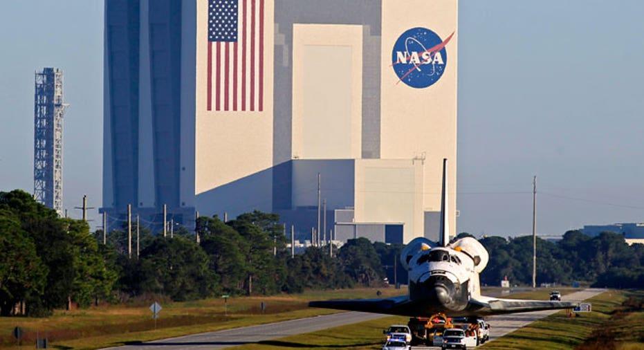 NASA, Atlantis Shuttle