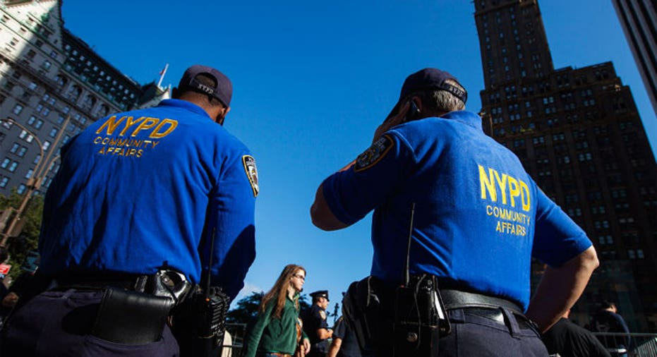 NYPD iPhones, NYPD, cops, police officers, security
