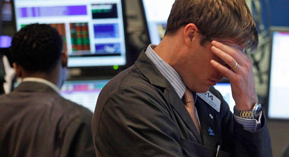 NYSE Trader 010 Upset