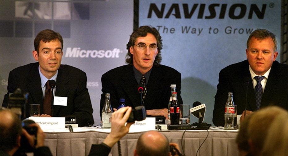 Microsoft Navision, Slideshow