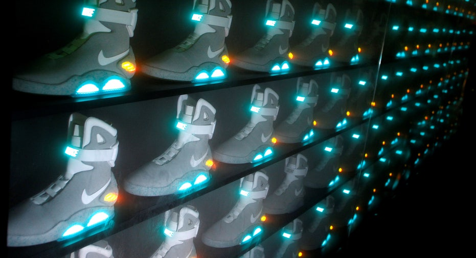 How To Get Nike's Self-Lacing 'Back To