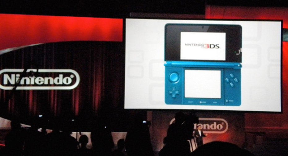Nintendo 3DS Unveiled