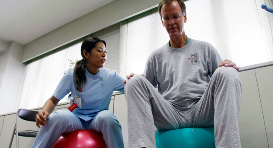 Occupational Therapist, Reuters