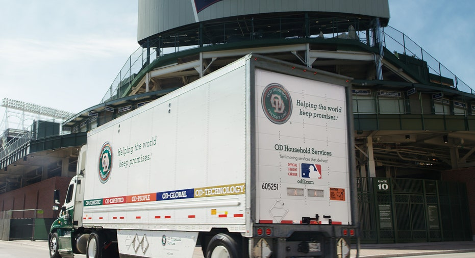 Old Dominion trailer at Wrigley FBN