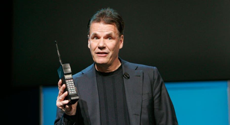 Olli-Pekka Kallasvuo, Nokia