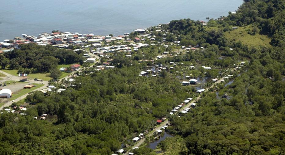 Panama, Bocas Del Toro, Reuters