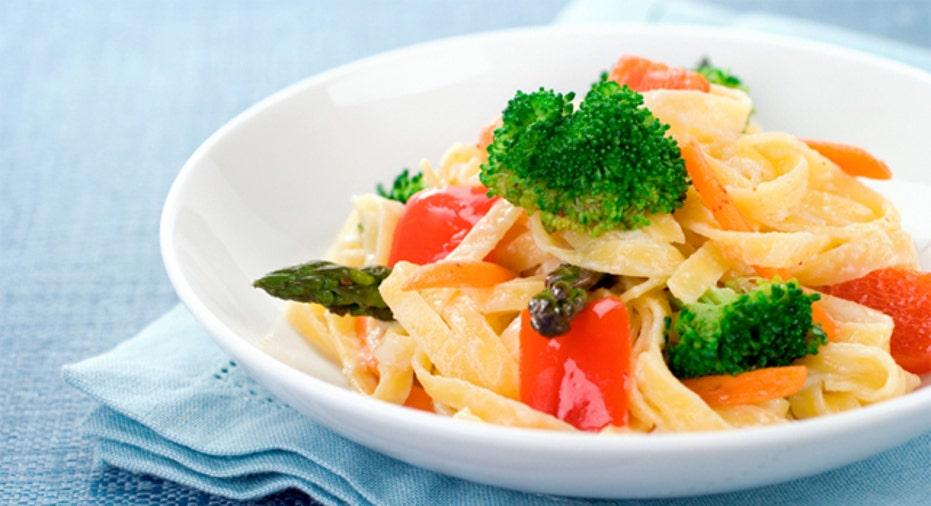 Pasta Dish, super bowl slideshow