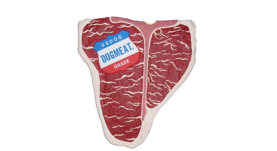 Pet Projekt steak toy