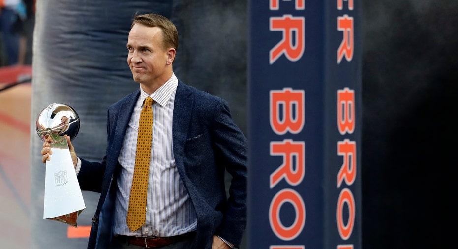 Peyton Manning GOP