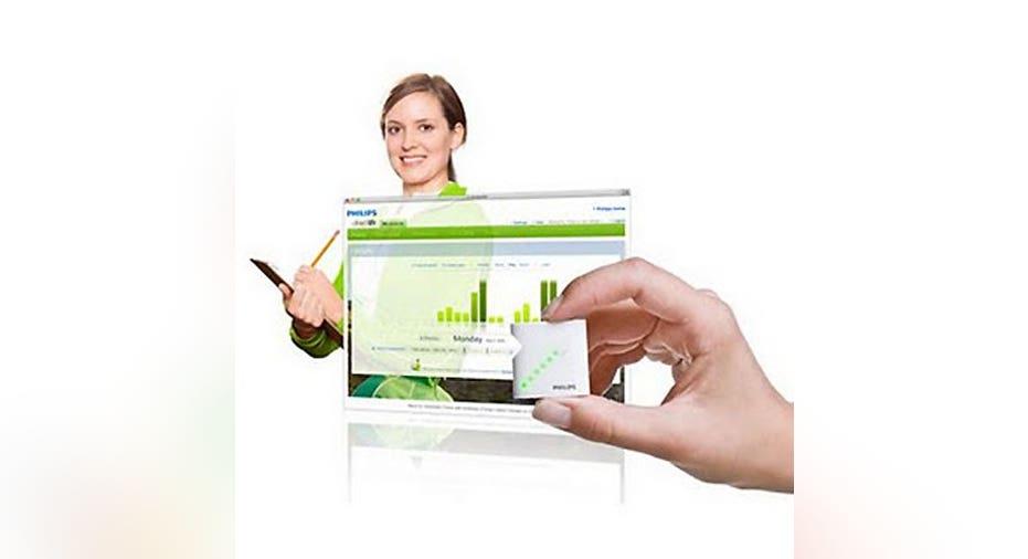 Philips Activity Monitor, PF Slideshow