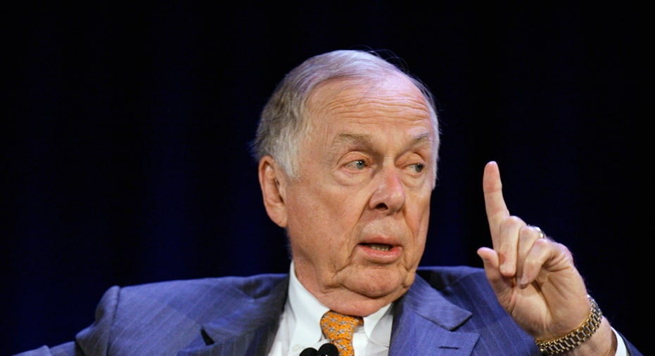 T. Boone Pickens Speaks on Oil in Iraq