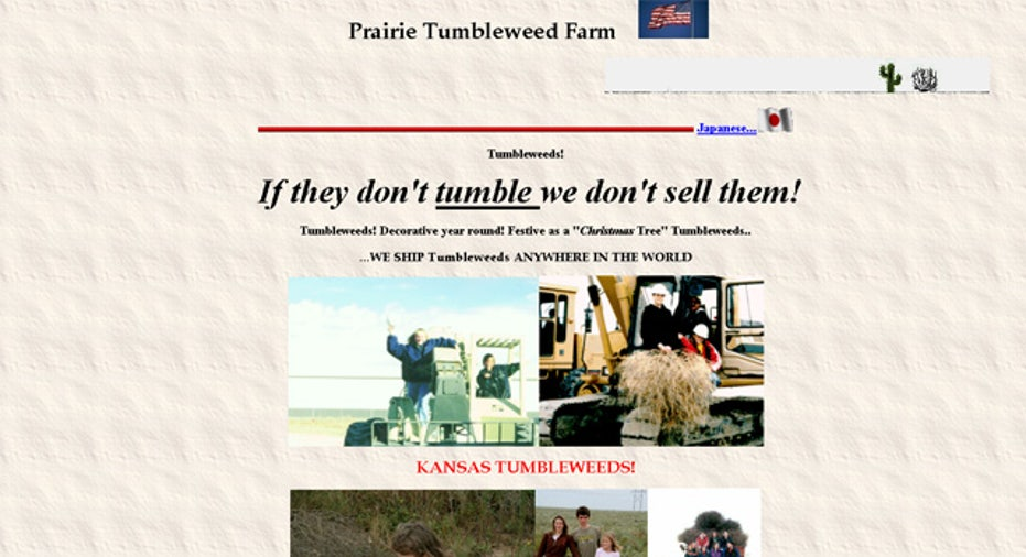 Prairie Tumbleweed Farm