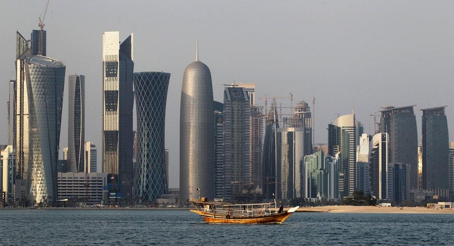 Qatar Lobbying