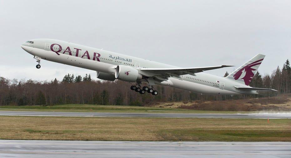 Qatar Airways Boeing 777-300ER FBN