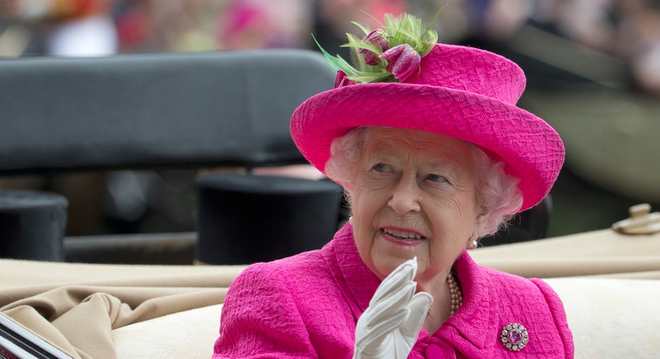 Queen Elizabeth AP FBN