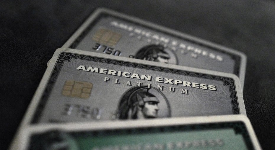 AMERICAN EXPRESS-RESULTS/