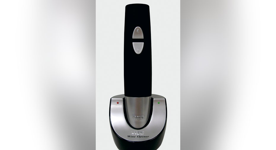 Waring Re-Chargeable Wine Opener