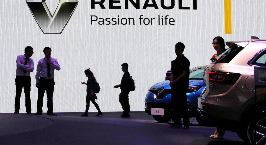 Renault Logo AP FBN