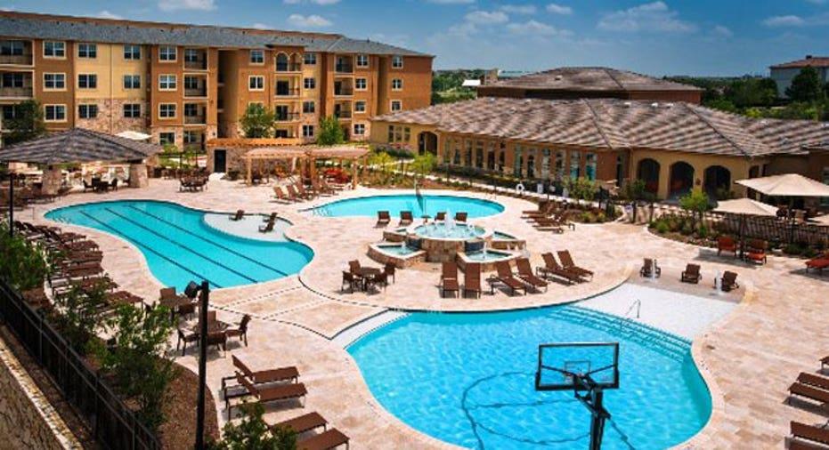 San Antonio Texas Rental