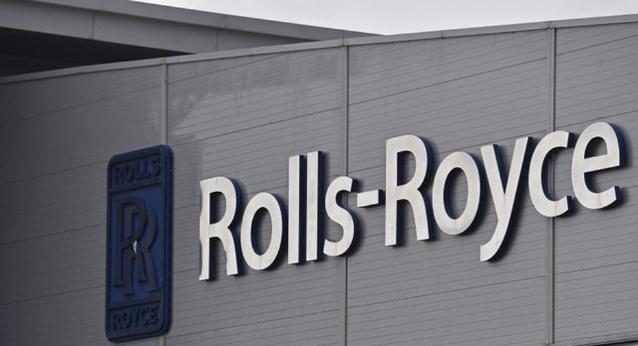 BRITAIN-ROLLS-ROYCE-INTERVIEW