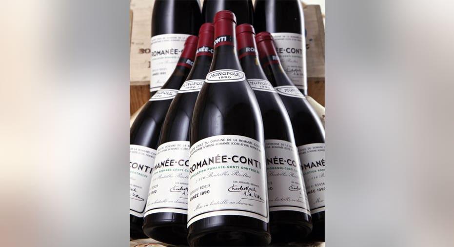 Romanee Conti Wine, PF Slideshow