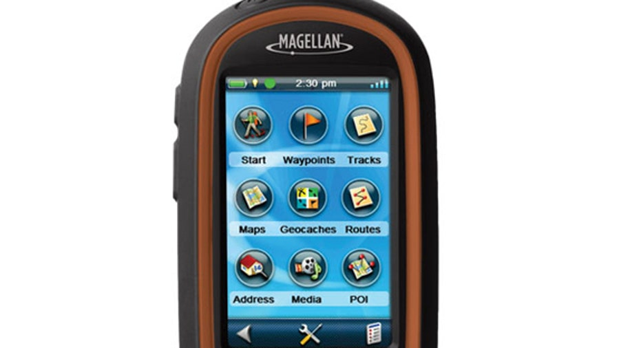 Rugged GPS
