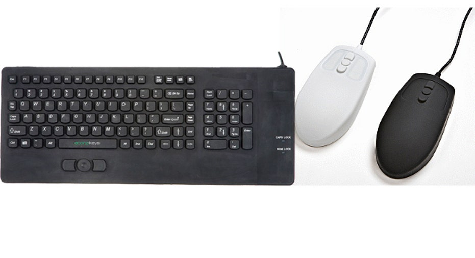 Rugged Keyboard and Mouse