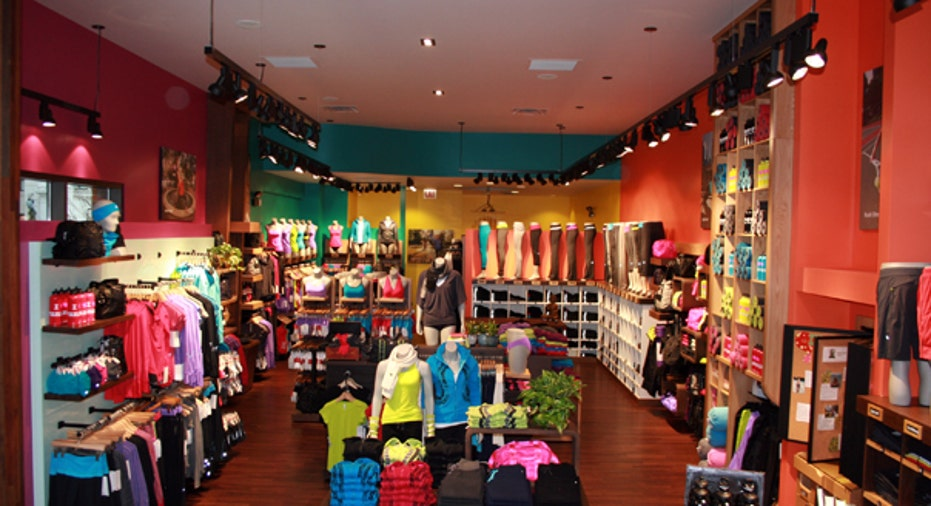 10. Lululemon Athletica