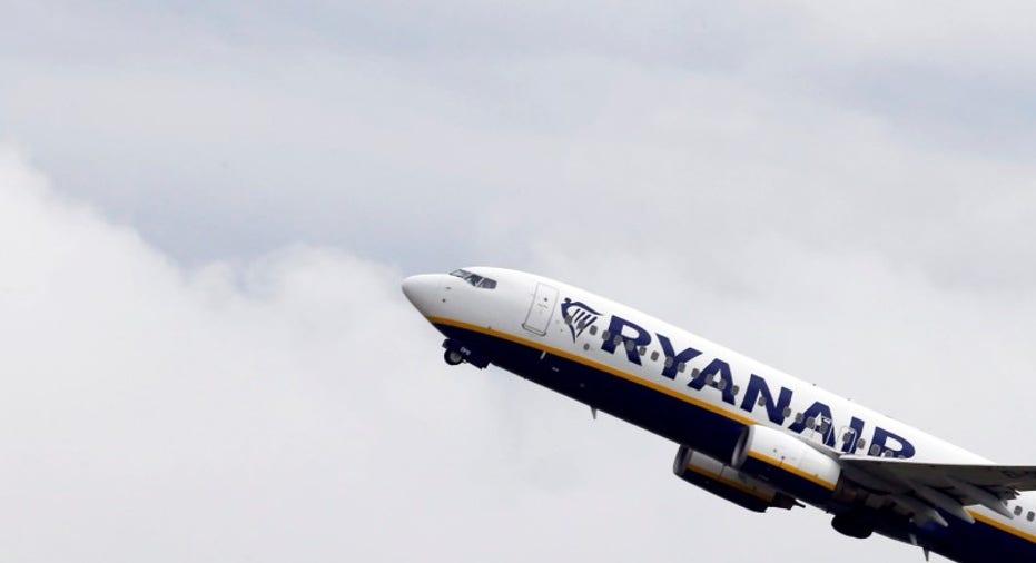 Ryanair Plane RTR FBN