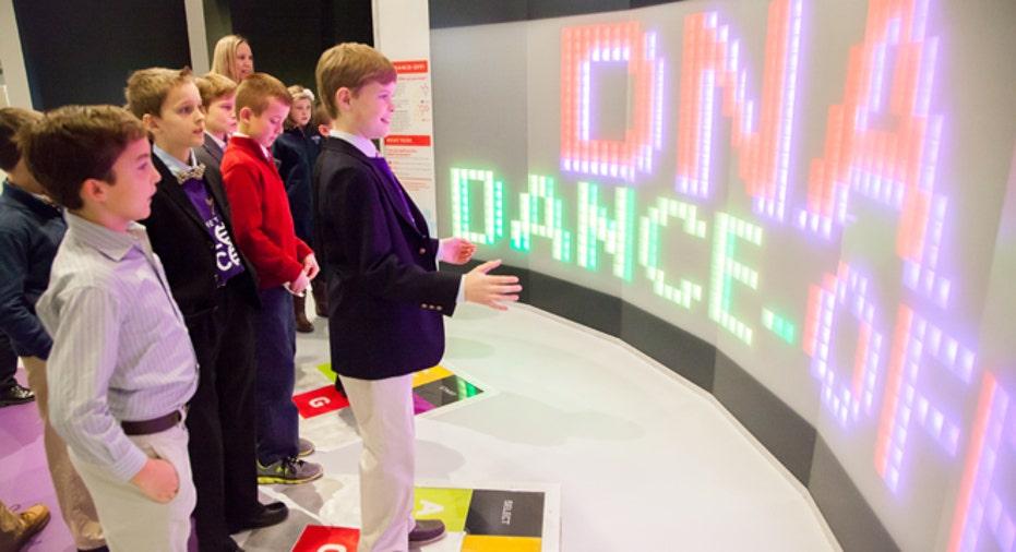DNA Dance Off