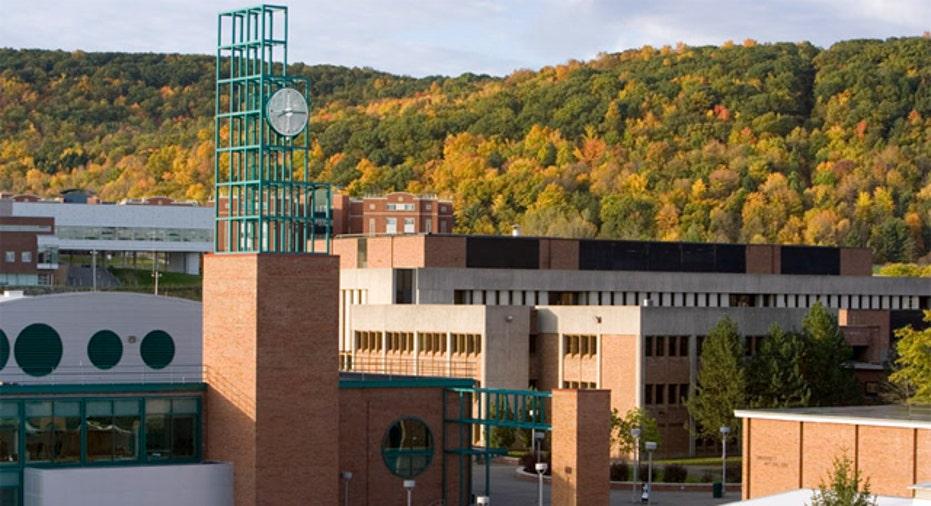 SUNY Binghamton Campus, PF Slideshow