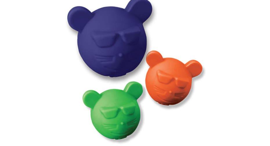 Safecat 3 Blind Mice Toy