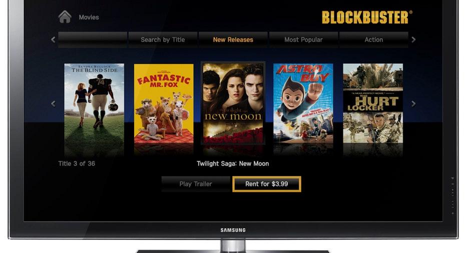 Blockbuster on Demand