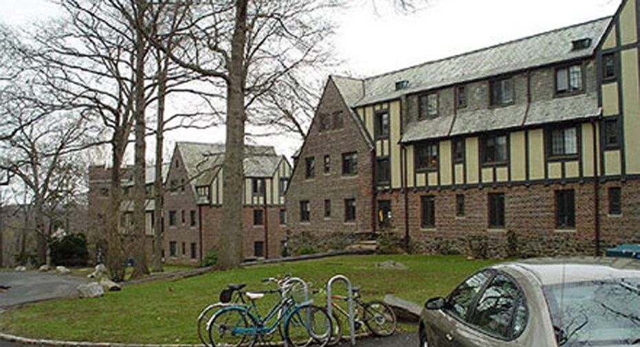 Sarah Lawrence College Dorm, PF Slideshow