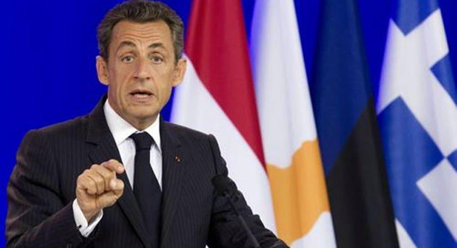 President Sarkozy EU