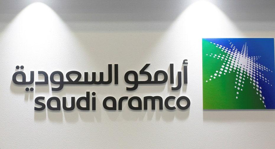 Saudi Aramco Logo RTR FBN