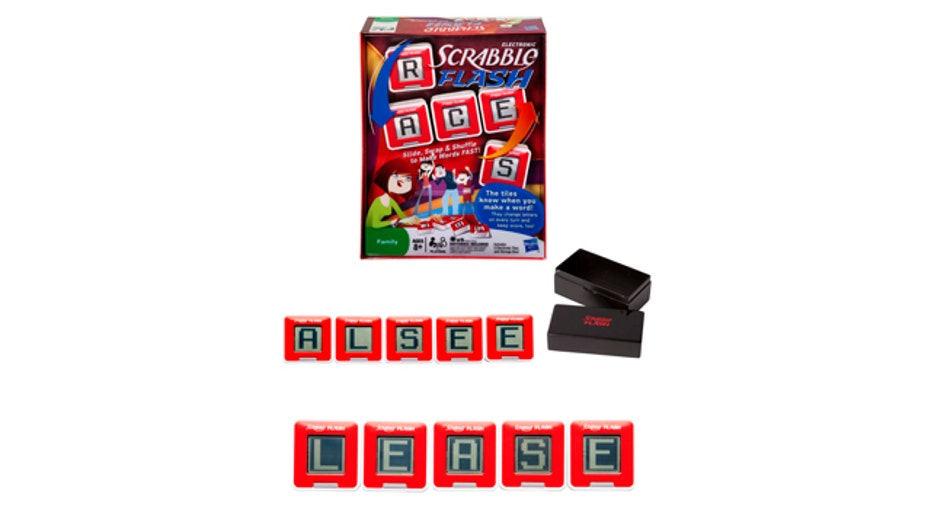 Hasbro's Scrabble Flash