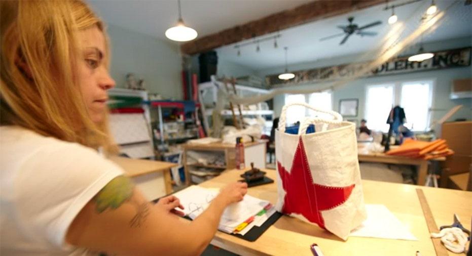 Sea Bags Employee Two, SBC Slideshow