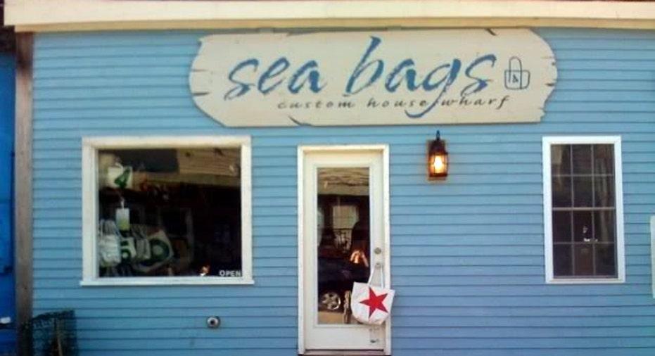 Sea Bags Exterior, SBC Slideshow
