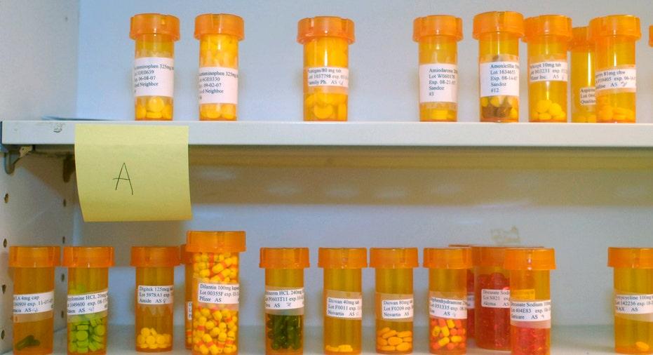 Medication on Shelf RTR FBN